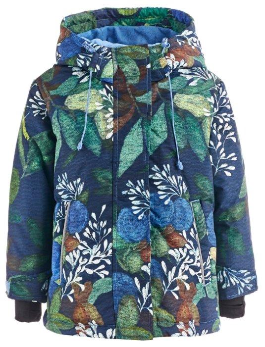 Куртка Button Blue Active 218BBGA41011014