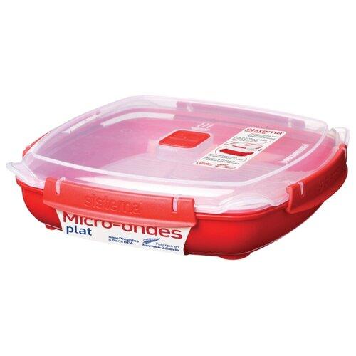 Sistema Контейнер Microwave 1106 красный