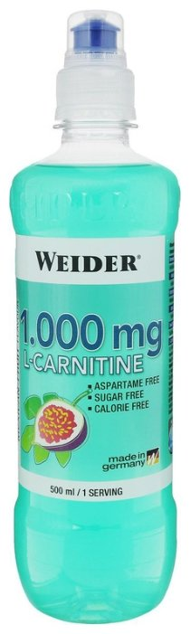 Weider L-карнитин напиток (500 мл)