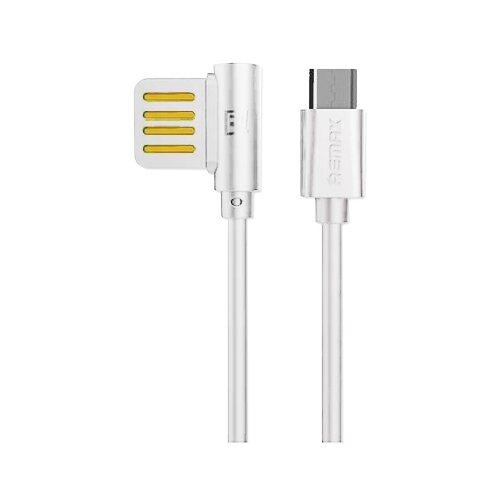 Купить Кабель Remax Rayen USB - microUSB (RC-075m) 1 м белый