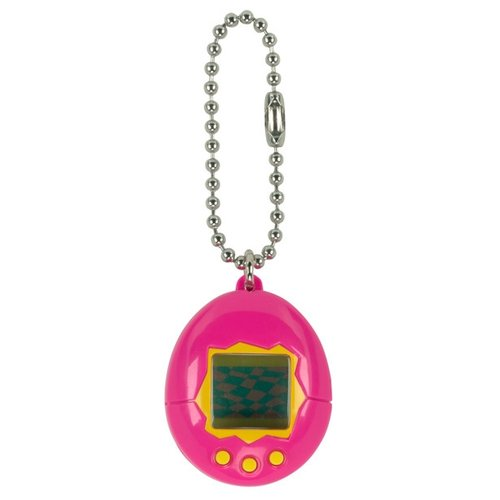 Тамагочи Bandai Chibi Tamagotchi розовый/желтый