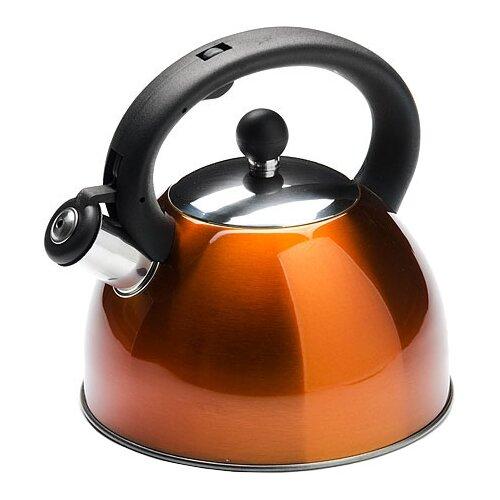 MAYER & BOCH Чайник 3332 2,7 л оранжевый mayer boch чайник электрический 1 8л 1500вт zm 10967