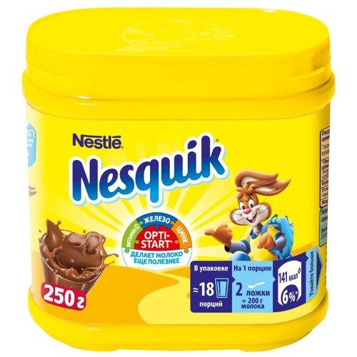 Nesquik Opti-start Какао-напиток растворимый, 250 г