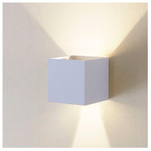 Настенный светильник Citilux Декарт-6 CL704060, 6 Вт настенный светильник citilux декарт 6 cl704061 6 вт