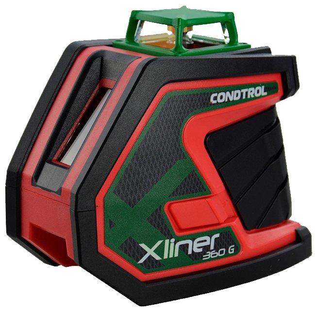 Лазерный уровень самовыравнивающийся Condtrol XLiner 360G (1-2-134)