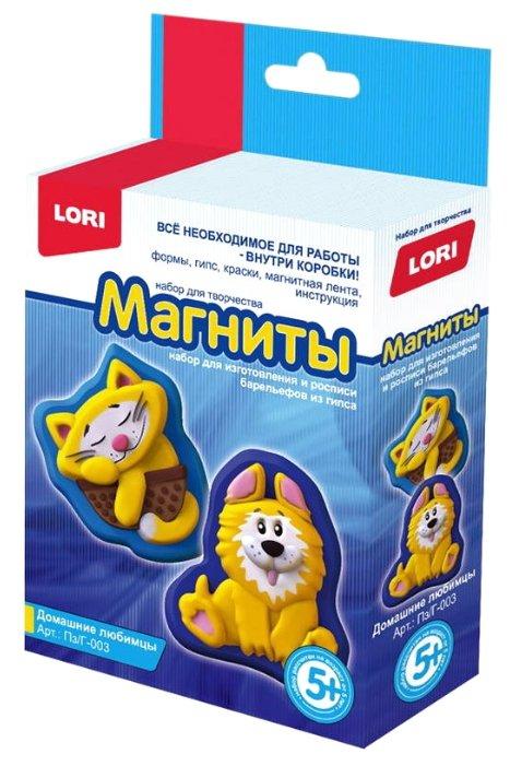 LORI Магниты - Домашние любимцы (Пз/Г-003)