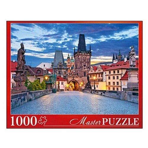 Купить Пазл Рыжий кот Masterpuzzle Чехия Прага (ГИМП1000-6896), 1000 дет., Пазлы