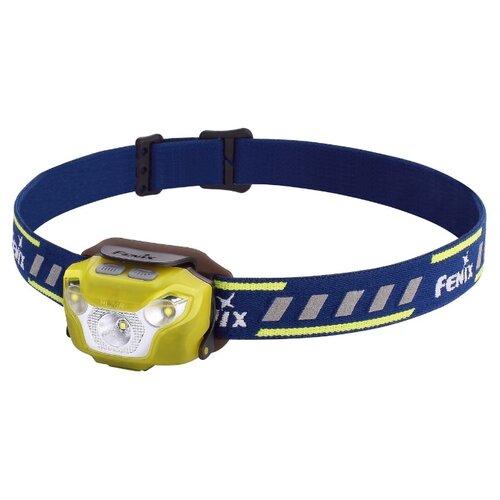 цена на Налобный фонарь Fenix HL26R желтый