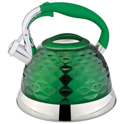 Rainstahl Чайник 7634-27RS\WK 2,7 л зеленый