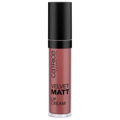 Купить CATRICE Жидкая помада для губ Velvet Matt Lip Cream, оттенок 080 New York Spice моккочино