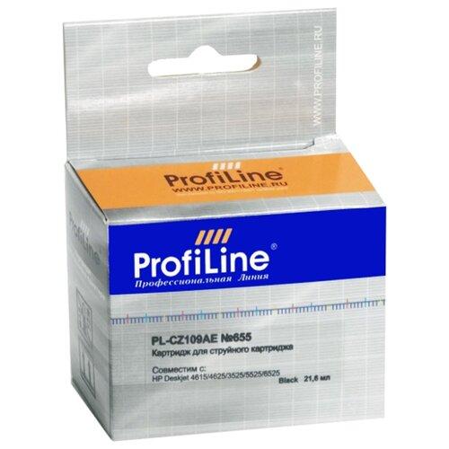 Фото - Картридж ProfiLine PL-CZ109AE-Bk, совместимый картридж profiline pl 50f2h00