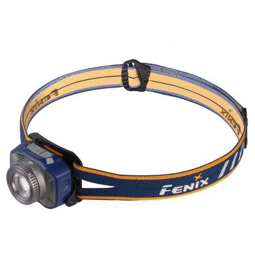 Налобный фонарь Fenix HL40R синий налобный фонарь fenix hl10 2016
