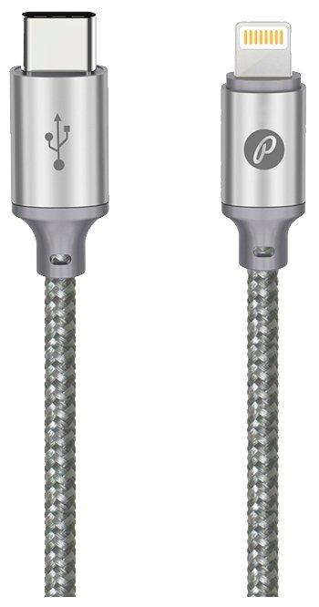 Кабель Partner USB Type-C - Lightning (ПР038387) 1 м