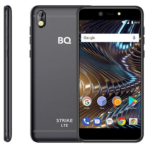 16135d3abf9c6 Купить Смартфон BQ 5209L Strike LTE по выгодной цене на Яндекс.Маркете