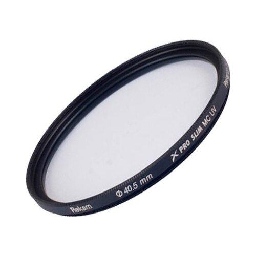 Светофильтр ультрафиолетовый Rekam X Pro Slim UV MC 40.5 мм rekam lite pro uv 49 мм черный