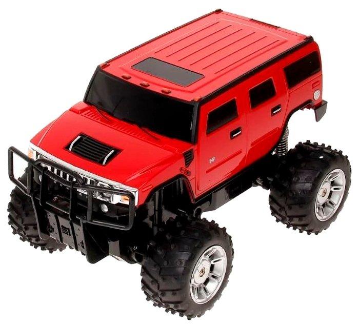 Внедорожник Rastar Hummer SUT/H2 SUV (28110/28810) 1:14 31.8 см