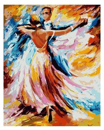 """Цветной Картина по номерам """"Осенний вальс"""" 40х50 см (GX7864) — купить по выгодной цене на Яндекс.Маркете"""