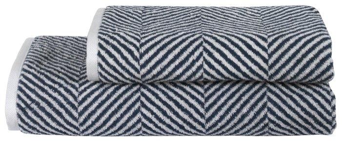Guten Morgen полотенце Водопад универсальное 34х76 см синий