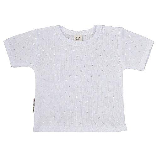 Футболка lucky child размер 20, белыйФутболки и рубашки<br>