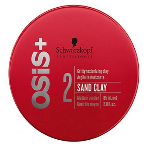 OSiS+ Текстурирующая глина Sand Clay 85 мл шампунь osis