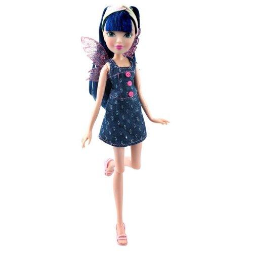 Кукла Winx Club Стильная штучка Муза, 28 см, IW01571804 цена 2017