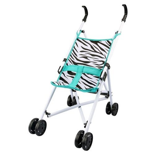 Прогулочная коляска S+S Toys Like in life 200100681 мятный/зебра коляска прогулочная capella s 803wf сибирь лайм gl000984336