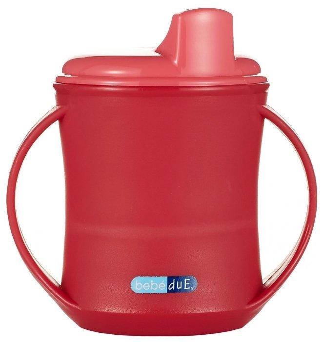 Чашка-поильник Bebe Due 2 в 1, 210 мл