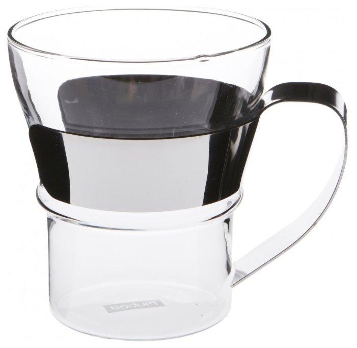 Bodum Набор кофейных кружек Assam 0,3 л 2 шт