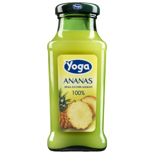 Сок Yoga Ананас, 0.2 лСоки, нектары, морсы<br>