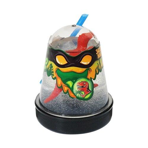 Купить Лизун SLIME Ninja Затерянный мир, динозавр, 130 г (S130-13), Игрушки-антистресс