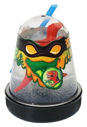 Лизун SLIME Ninja Затерянный мир, динозавр, 130 г (S130-13)