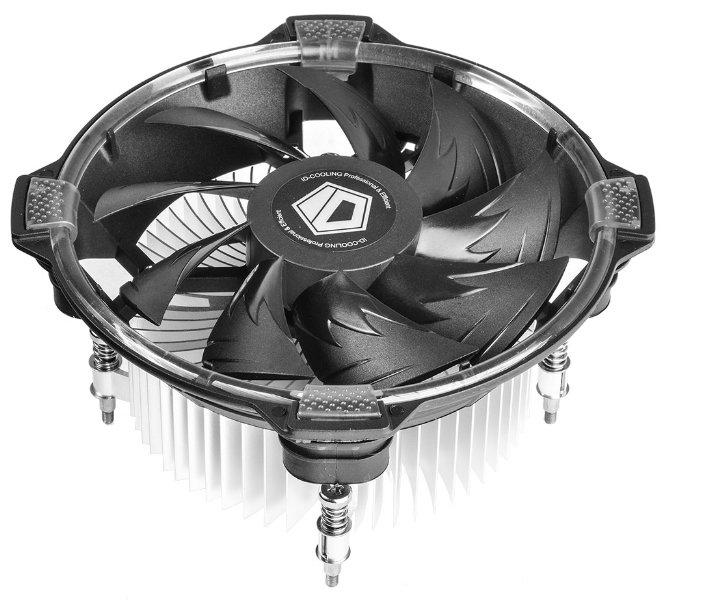 Кулер для процессора ID-COOLING DK-03 Halo Intel White