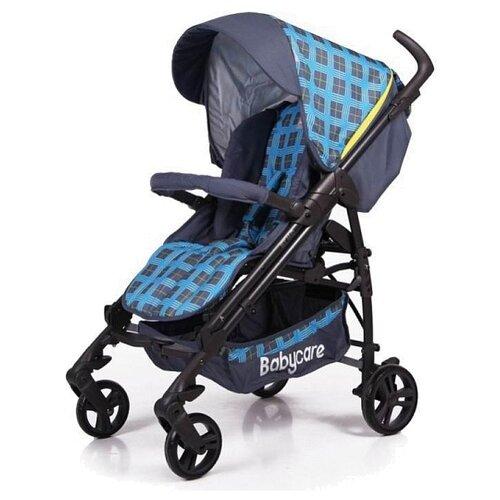Купить Прогулочная коляска Baby Care GT4 light blue 17, Коляски