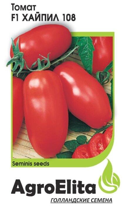 """Семена. Томат """"Хайпил 108 F1"""", среднерослый, Семинис (10 пакетов по 10 штук) (количество товаров в комплекте: 10)"""