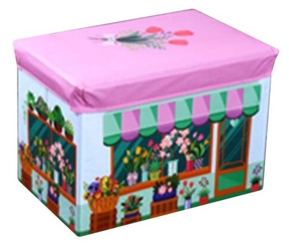 Корзина Наша игрушка Цветочный магазин 48х30х30 см (Y23230001b)