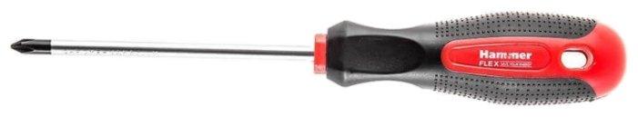 Отвёртка крестообразный наконечник Hammer Flex 601-022 PH1x100мм