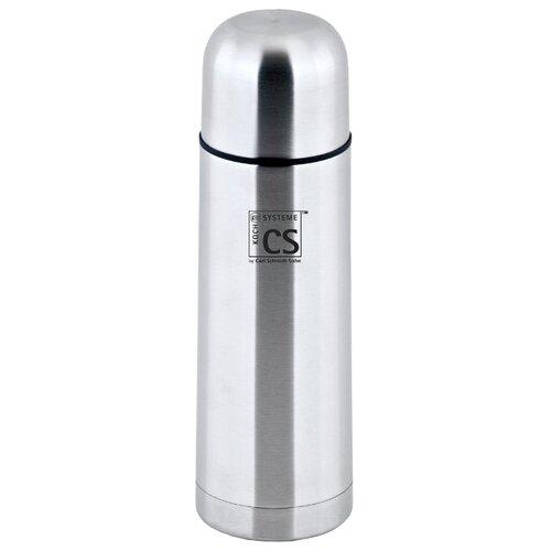 Классический термос CS-Kochsysteme Elstra (0,5 л) серебристый кастрюля cs kochsysteme marburg 4 л черный