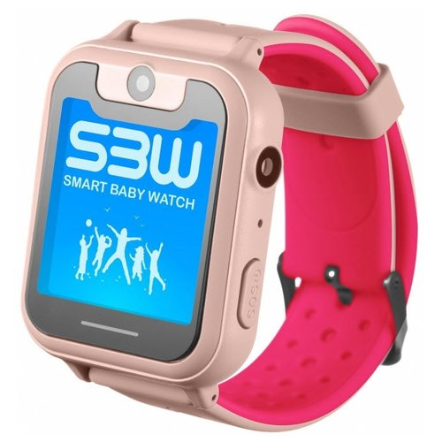 Детские умные часы Smart Baby Watch SBW X розовый часы smart baby watch sbw x бирюзовый