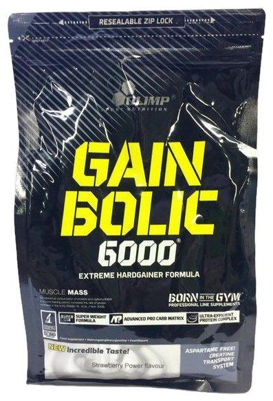 Гейнер Olimp Gain Bolic 6000 (1000 г)