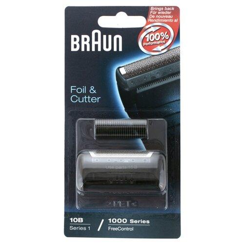 braun 40b foil Сетка и режущий блок Braun 10B Foil & Cutter (Series 1)