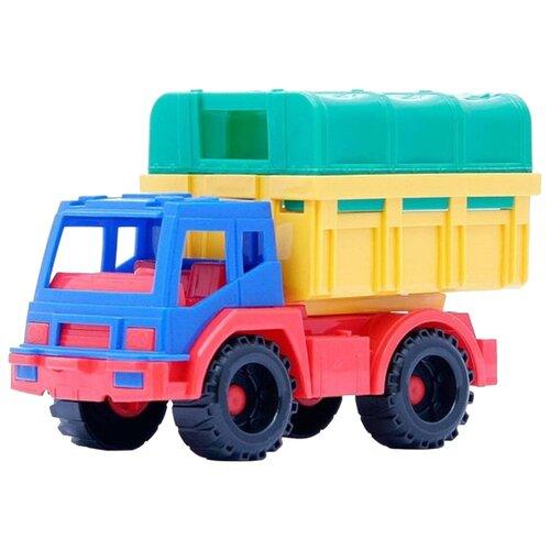 Купить Фургон Нордпласт Кама (166) 18 см, Машинки и техника