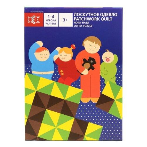 Настольная игра Шуша Лоскутное одеялоНастольные игры<br>