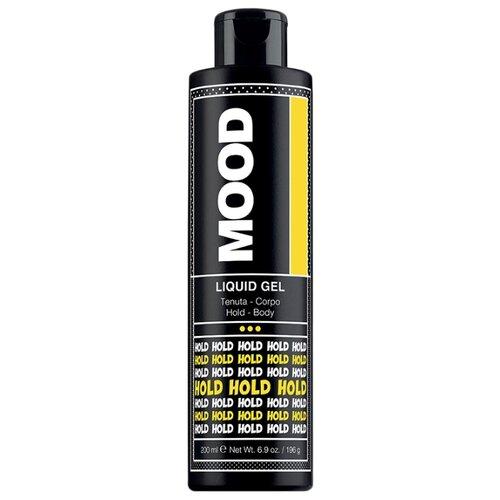 MOOD жидкий гель сильной фиксации Liquid Gel, 200 мл good mood повседневные брюки