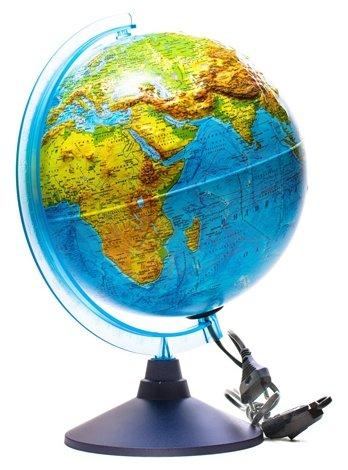 Глобус физико-политический Globen Классик Евро 250 мм (Ке022500195)