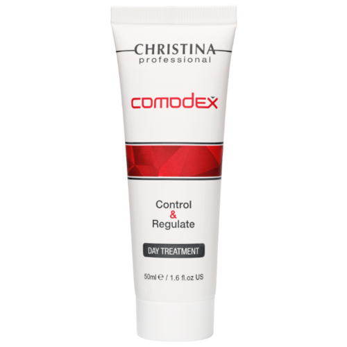 Christina Comodex Control & Regulate Day Treatmen Дневная регулирующая сыворотка-контроль для лица, 50 мл чистка comodex косметика christina