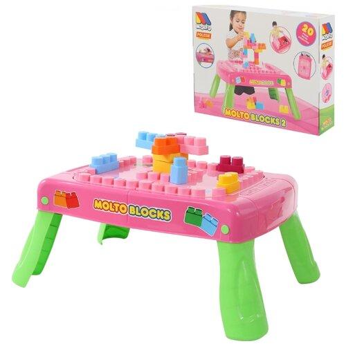 Купить Конструктор Molto Blocks 58010-20, Конструкторы