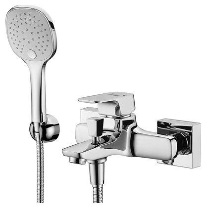 Однорычажный смеситель для ванны с душем WasserKRAFT Salm 2701