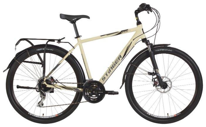 Велосипед для взрослых Stinger Horizont Evo (2018)