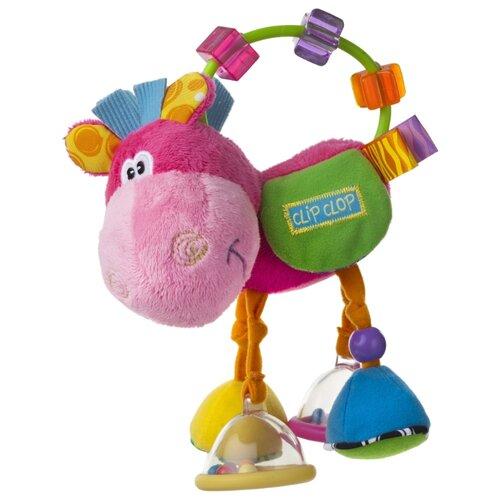 Погремушка Playgro Activity Rattle розовый playgro щенок 0185471