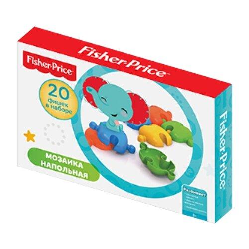Купить Fisher-Price Напольная мозаика 20 элементов (Н-786), Мозаика